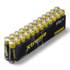 123inkt 123accu Xtreme Power MN2400 Micro AAA pile 24 pièces 24MN2400C ADR00009