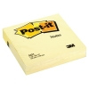 3M Post-it notes jaunes 100 x 100 mm
