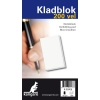 Kangaro bloc-notes 115 x 198 mm 200 feuilles K-55000 205340