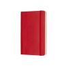 Moleskine pocket bullet journal couverture souple rouge IMQP614F2 313084