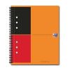 Oxford International bloc spirale A5 ligné 80 grammes 80 feuilles orange