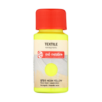 Royal Talens Talens Art Creation peinture textile couleur 8701 jaune néon (50 ml) 401487010 406057
