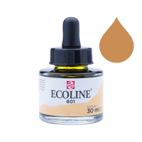 Royal Talens Talens Ecoline aquarelle liquide 801 or (30 ml) 11258011 220769