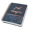 Sigel Jolie mystic jungle dots bullet journal A5 180 feuilles 120 grammes SI-T1213 208930