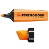 Stabilo BOSS surligneur orange fluorescent 7054 200006