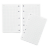 Succes Mini bloc-notes quadrillé blanc 100 feuilles XM5 262202